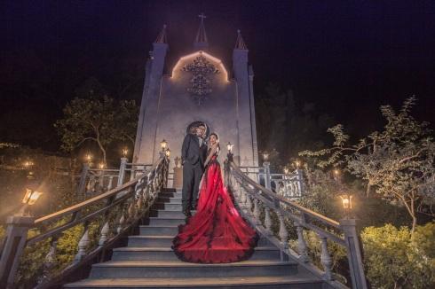 夜拍婚紗推薦-新竹婚攝東哥