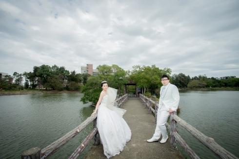 湖畔婚紗攝影-新竹婚攝東哥