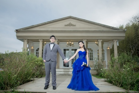 浪漫婚紗攝影-新竹婚攝東哥