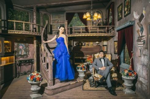 浪漫古典婚紗攝影-新竹婚攝東哥