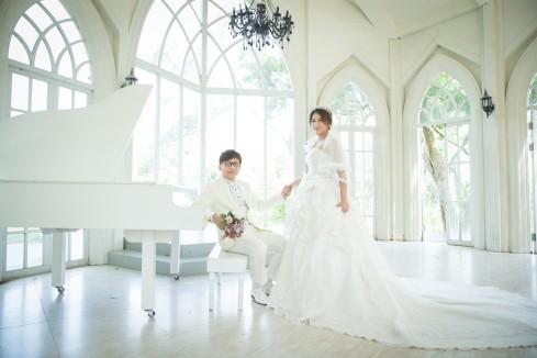 新竹自助婚紗攝影工作室