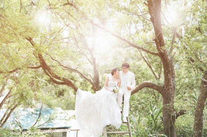 新竹婚紗攝影